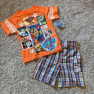 Paw Patrol 4t outfit